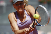Serena bỏ cuộc, Sharapova thắng kịch tính Li Na