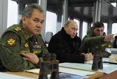 Binh sĩ Nga tập trận gần Ukraine được lệnh về căn cứ
