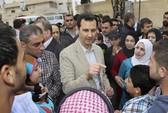 Syria sẽ bầu cử tổng thống vào ngày 3-6