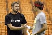 Thụy Sĩ và Pháp tung chiến binh dự Davis Cup