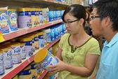 Bộ Tài chính quy định trần giá sữa