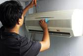 Sửa chữa điện lạnh kiếm bạc triệu nhờ nắng nóng