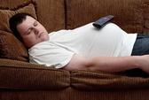 Giảm calo giúp người béo phì ít ngưng thở khi ngủ