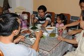 Khỏe nhờ bữa cơm gia đình