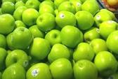 Táo Mỹ rẻ như táo Tàu?
