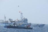 Tàu Trung Quốc hung hăng, tàu Việt Nam linh hoạt vòng tránh