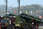 Ấn Độ - Israel bắt tay chặn tên lửa Trung Quốc