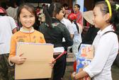 Ăn chặn tiền quà Tết của trẻ em nghèo