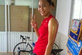 Tay đua Nguyễn Thị Thà đã tỉnh táo sau tai nạn