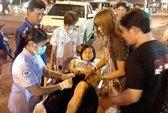 Hàng loạt vụ tấn công tại Thái Lan