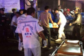 Nổ súng ở biểu tình Bangkok: 7 người bị thương