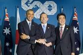 G20 thúc đẩy tăng trưởng kinh tế
