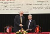 Quốc hội Mỹ xem xét thỏa thuận hạt nhân với Việt Nam
