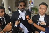 Mất cha, 2 cậu bé kiện Malaysia Airlines