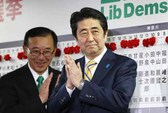 Thủ tướng Nhật bị hoài nghi?