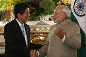 Nhật - Ấn tạo đối trọng với Trung Quốc