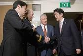 Shangri-La 2014: Nhật Bản hết mình ủng hộ Việt Nam