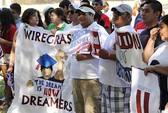 Mỹ bước vào cuộc đối đầu về nhập cư