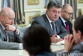 Ukraine hòa đàm trong bất đồng