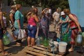 Miền Đông Ukraine đối mặt khủng hoảng nhân đạo
