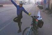 Đạp xe 2.000 km về quê ăn Tết