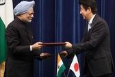 Nhật, Ấn dè chừng Trung Quốc