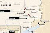 Kiev mất dần kiểm soát miền Đông