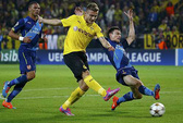 Thua Dortmund, Arsenal bị chê thậm tệ