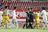 V-League: Trọng tài chưa yên thân
