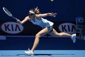 Sharapova lại chiến thắng trong nhọc nhằn