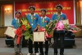 Cả 4 học sinh Việt Nam đoạt huy chương tại Olympic tin học quốc tế