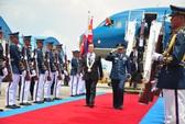 Thủ tướng tới Manila, bắt đầu chuyến làm việc tại Philippines