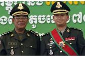 Ông Hun Sen thăng hàm đại tướng hàng loạt