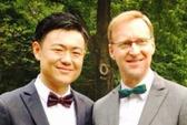 Đám cưới đồng tính của tổng lãnh sự Anh tại Trung Quốc
