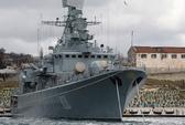 Chiến hạm Ukraine đứng về phía Nga