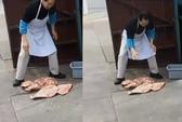 Cách rã đông kinh dị của nhà hàng Trung Quốc