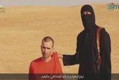 IS tung video chặt đầu con tin người Anh
