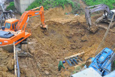 Khởi tố vụ án vỡ đường ống nước sông Đà
