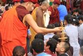Vạn người dự lễ cầu an của Đức Pháp Vương Gyalwang Drukpa