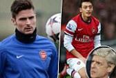 Arsenal – Sunderland: Ozil nghỉ ngơi, Giroud trở lại