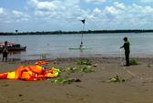 Vụ 2 học sinh đuối nước trên sông Hậu: Bãi tắm không đảm bảo an toàn