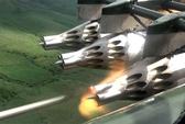 Xem trực thăng không quân bắn rốc két diệt mục tiêu mặt đất