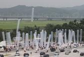 """Nhà hoạt động Hàn Quốc dọa tuồn """"The Interview"""" sang Triều Tiên"""