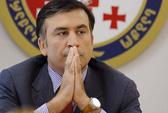 Georgia đề nghị Ukraine dẫn độ cựu tổng thống Saakashvili