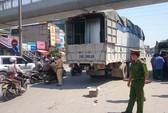 Người phụ nữ thiệt mạng vì bị xe tải tông, kéo lê hàng chục mét