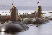 Tàu ngầm hạt nhân của Trung Quốc chạy ồn như