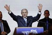 Bầu cử Israel: Ông Netanyahu giành chiến thắng