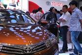 Toyota ngừng sản xuất tại Việt Nam?