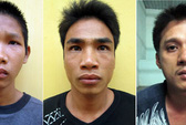 Một giờ, người dân bắt 2 vụ cướp, cướp giật