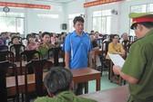 Chống đối CSGT, 5 thanh niên vướng vòng lao lý